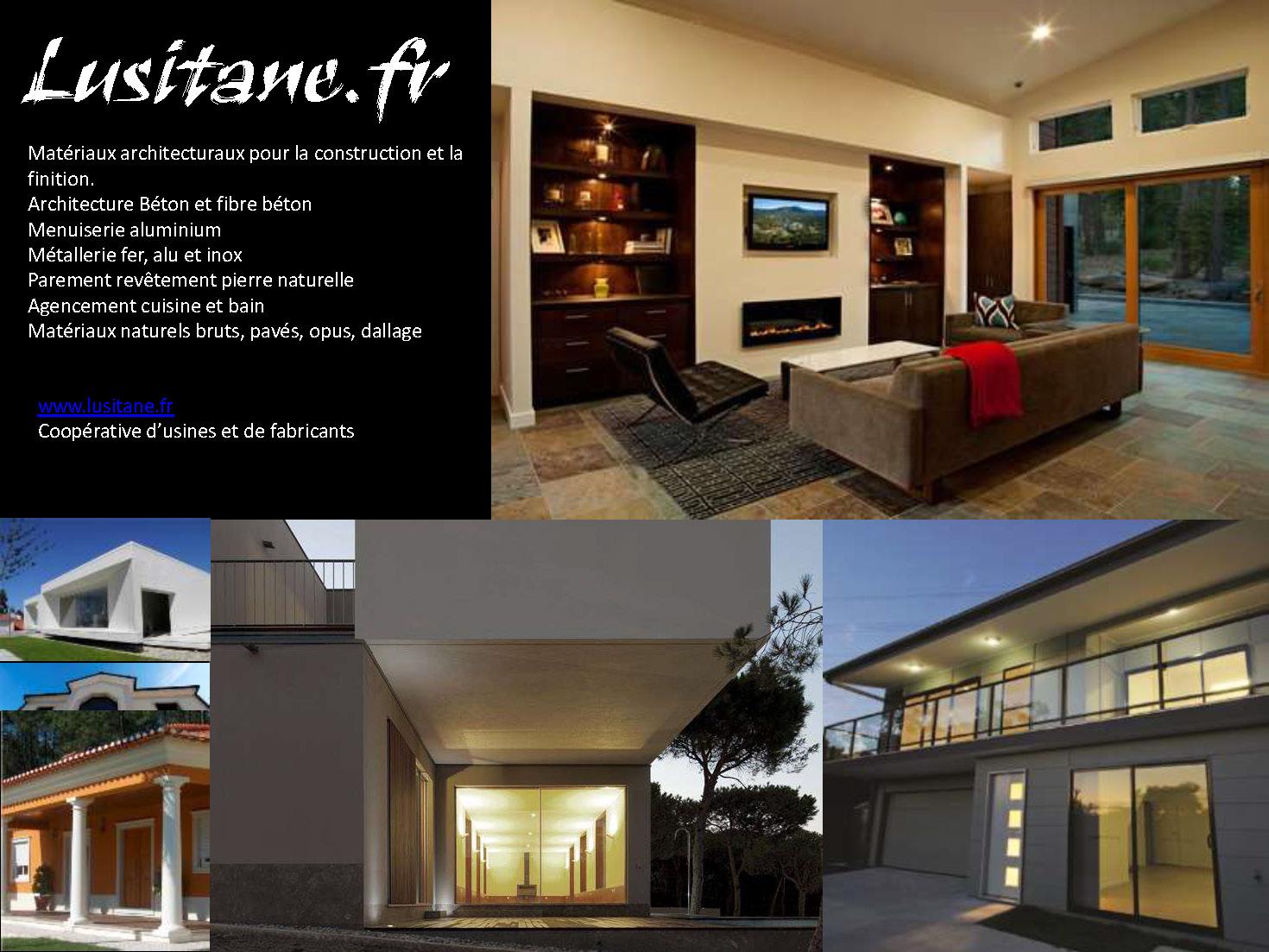 mat riaux pierre alu b ton granit architecture pontault. Black Bedroom Furniture Sets. Home Design Ideas