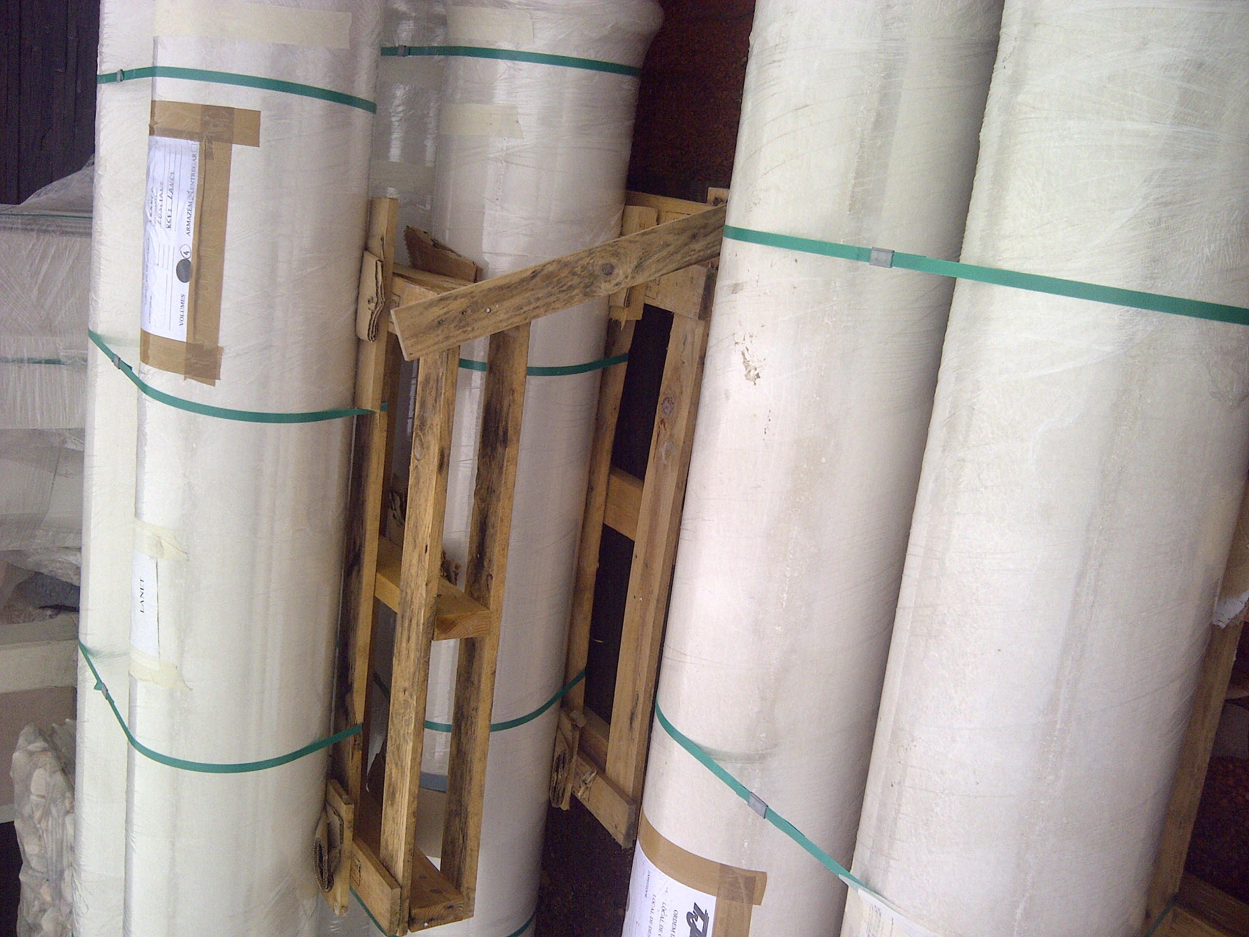 Habiller Un Poteau Interieur colonne en béton armé ou fibré - 22 modèles