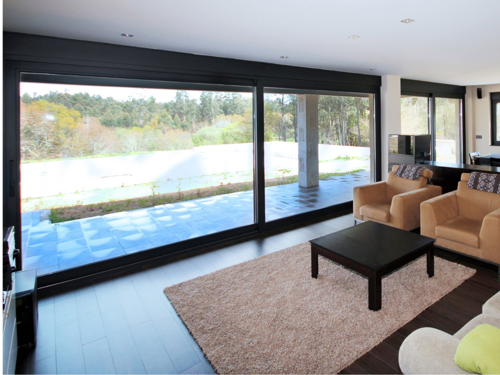 fen tre aluminium technique je. Black Bedroom Furniture Sets. Home Design Ideas