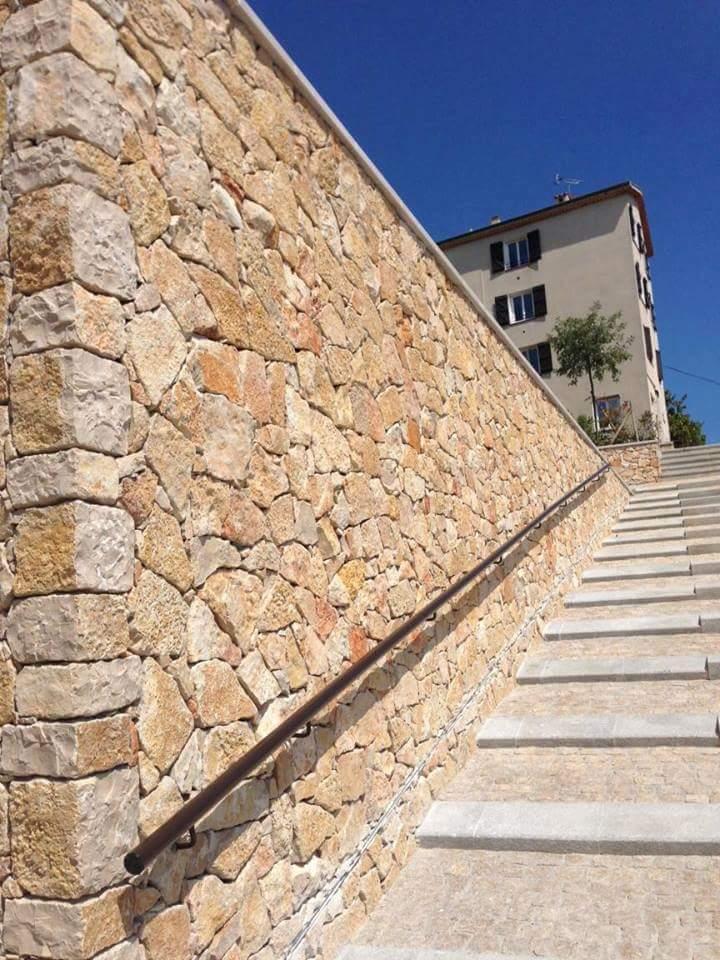 pierre naturelle de parement pour mur ext rieur et int rieur