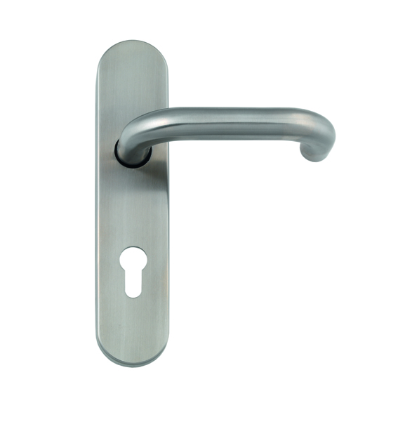 Porte d 39 entr e aluminium for Dimension standard porte coupe feu